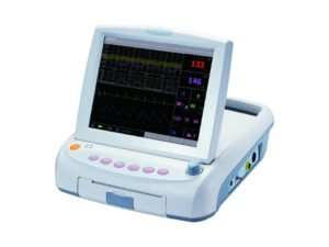 Cardiotocograph - Single Foetal and Maternal Monitor