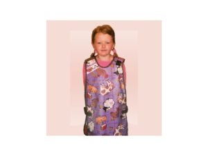 Lead Apron - Children's Shoulder Clip Lightweight