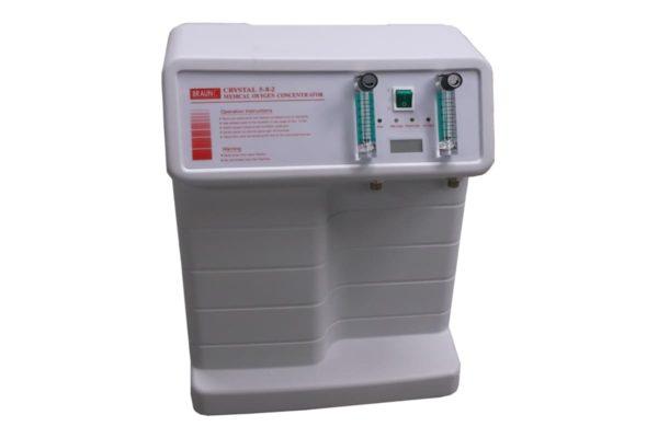 Crystal 5-8-2 Dual Flow 5L Oxygen Concentrator