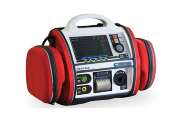 Defibrillator - Rescue Life with 7 inch Screen