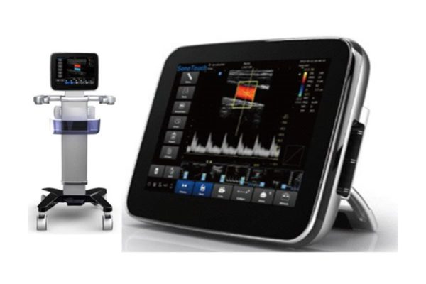 Doppler - Touchscreen Tablet Style, Portable, Colour