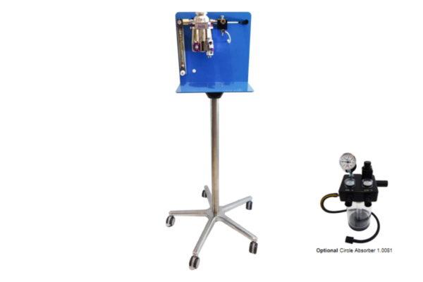 Eco 1 Veterinary Anaesthesia Machine