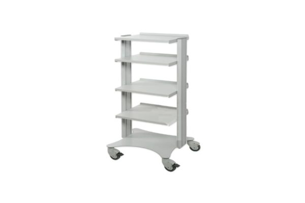 Electrosurgery Trolley with 5 Shelves