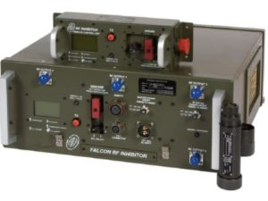 Falcon Software Configurable Radio Inhibitor System