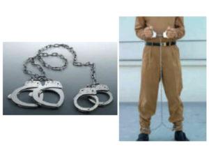 Hand and Leg Cuffs