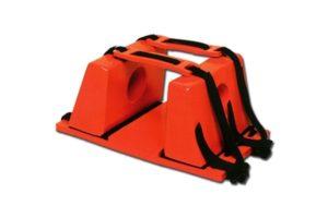 Head Immobiliser - High Density Foam