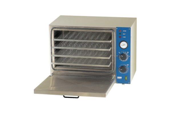 Hot Air Steriliser - Open