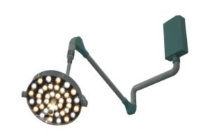LED Examination Light - Wall Mounted