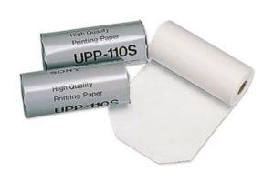 Medical Printer Paper - High Glossy Thermal