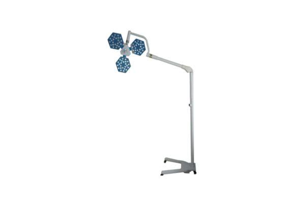 Mobile Triple LED Operating Theatre Light