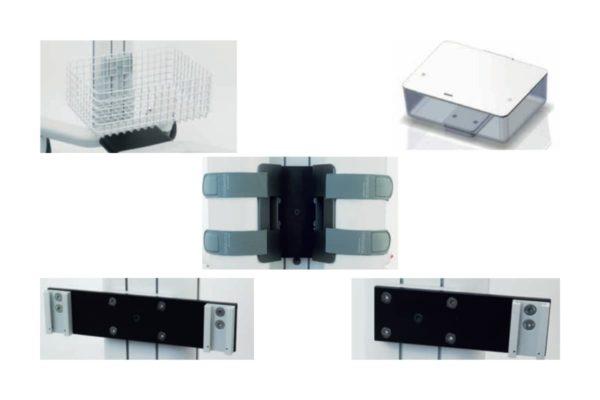 Mobile Ventilator Trolley Accessories