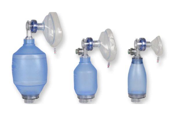 Resuscitators - PVC Single Use Type