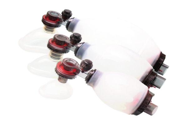 Resuscitators - Silicone Reusable Type