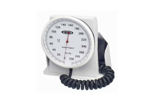 "Accoson Sphygmomanometer - 6"" Aneroid Anaesthetic Model"