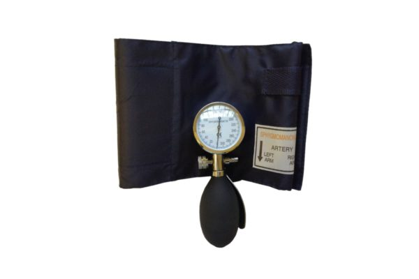 Prtable Pocket Aneroid - Hand Held Palm