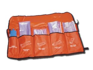Splints - Air Cushion Splint Set