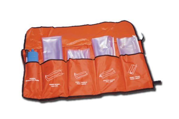 Splints - Air Cushion Splint Set