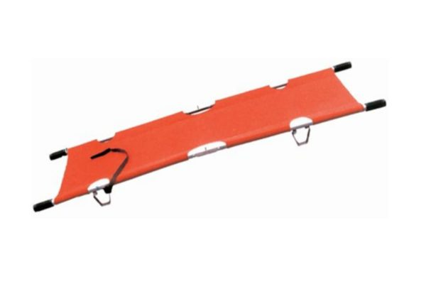 Stretcher - Foldable into 4