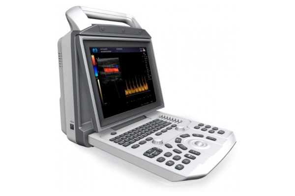 Ultrasound - Portable with Colour Doppler and Probe