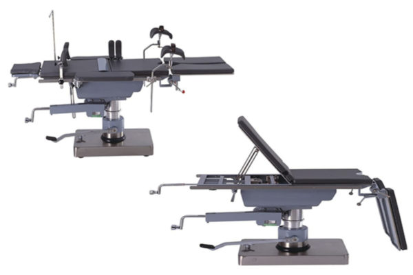 Universal Hydraulic Operating Table 2