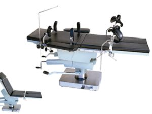 Universal Hydraulic Operating Table